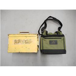 AMMO TIN & AMMO BAGS/POUCHES