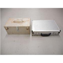 TOOL BOX & COMBINATION BRIEF CASE