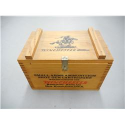 WINCHESTER COLLECTOR AMMO BOX