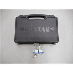 MARSTAR HARD HANDGUN CASE
