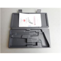 RUGER HARD HANDGUN CASE