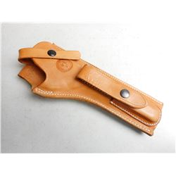 LEATHER RUGER HOLSTER