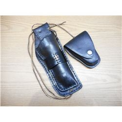HANDGUN & HANDCUFF HOLSTER