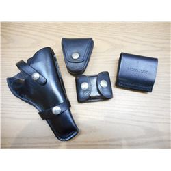 HANDGUN HOLSTER & ACCESSORIES