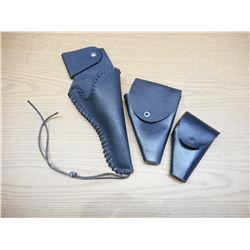 ASSORTED HANDGUN HOLSTER