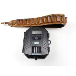 STEALTHOCAM GAME CAMERA & AMMO BELT
