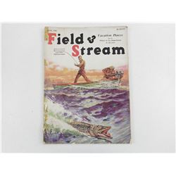 VINTAGE FIELD & STREAM MAGAZINE