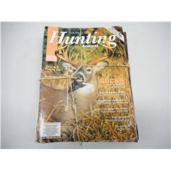 ASSORTED HUNTING MAGAZINES