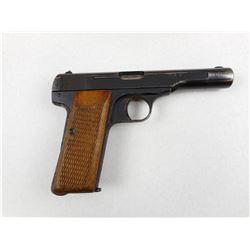 FN-BROWNING , MODEL: 1922 , CALIBER: 7.65MM
