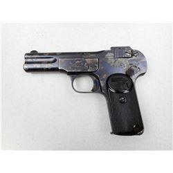 FN BROWNING , MODEL: 1900 , CALIBER: 7.65MM