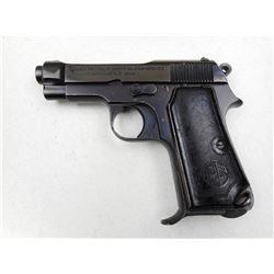 BERETTA , MODEL: 1934 , CALIBER: 9MM BROWNING COURT