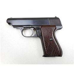 SAUER & SOHN , MODEL: 1938H , CALIBER: 7.65MM