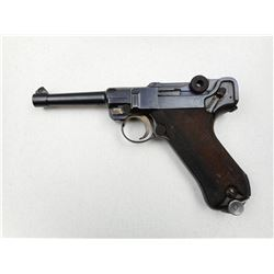 LUGER , MODEL: P08 DATED 1916 , CALIBER: 9MM