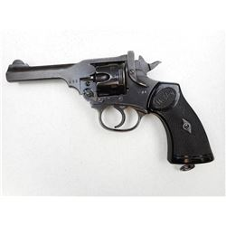 WEBLEY & SCOTT  , MODEL: MARK IV MILITARY & POLICE , CALIBER: 38S&W