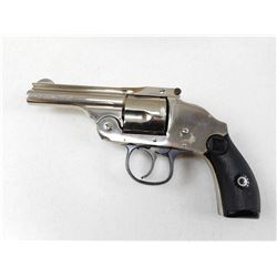 HARRINGTON & RICHARDSON , MODEL: TOP BREAK AUTOMATIC EJECTING HAMMERLESS , CALIBER: 38