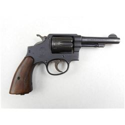 SMITH & WESSON , MODEL: H.E. 38 M&P VICTORY MODEL , CALIBER: 38 S&W SPECIAL