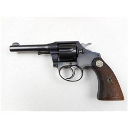 COLT   , MODEL: POLICE POSITIVE 32 , CALIBER: 32 S&W LONG