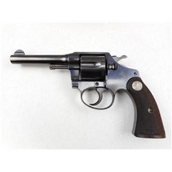 COLT  , MODEL: POLICE POSITIVE 38 , CALIBER: 38 S&W SPECIAL