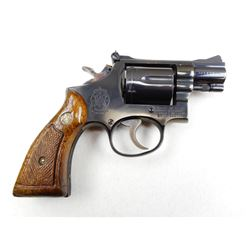 SMITH & WESSON , MODEL: 15-3 COMBAT MASTERPIECE , CALIBER: 38 SPL