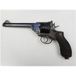 WEBLEY , MODEL: MARK III* , CALIBER: 38 S&W