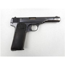BROWNING , MODEL: 1922 , CALIBER: 9MM BROWNING SHORT