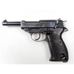 WALTHER , MODEL: HP AKA P38 MISMATCHED , CALIBER: 9MM