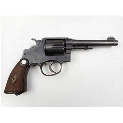 SMITH & WESSON , MODEL: HAND EJECTOR 38 MILITARY & POLICE VICTORY MODEL  , CALIBER: 38 S& W