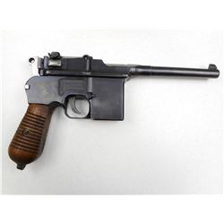 MAUSER , MODEL: C96 BROOMHANDLE COPY , CALIBER: 9MM LUGER