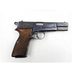 BROWNING , MODEL: 1935 HIGHPOWER P640b , CALIBER: 9MM LUGER