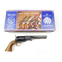 NAVY ARMS  , MODEL: COLT 1851 NAVY REPRODUCTION , CALIBER: 44 PERC