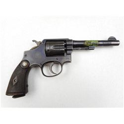 SMITH & WESSON , MODEL: HAND EJECTOR 38 MILITARY & POLICE MODEL 3 OF 1905  CHANGE 4TH , CALIBER: 38
