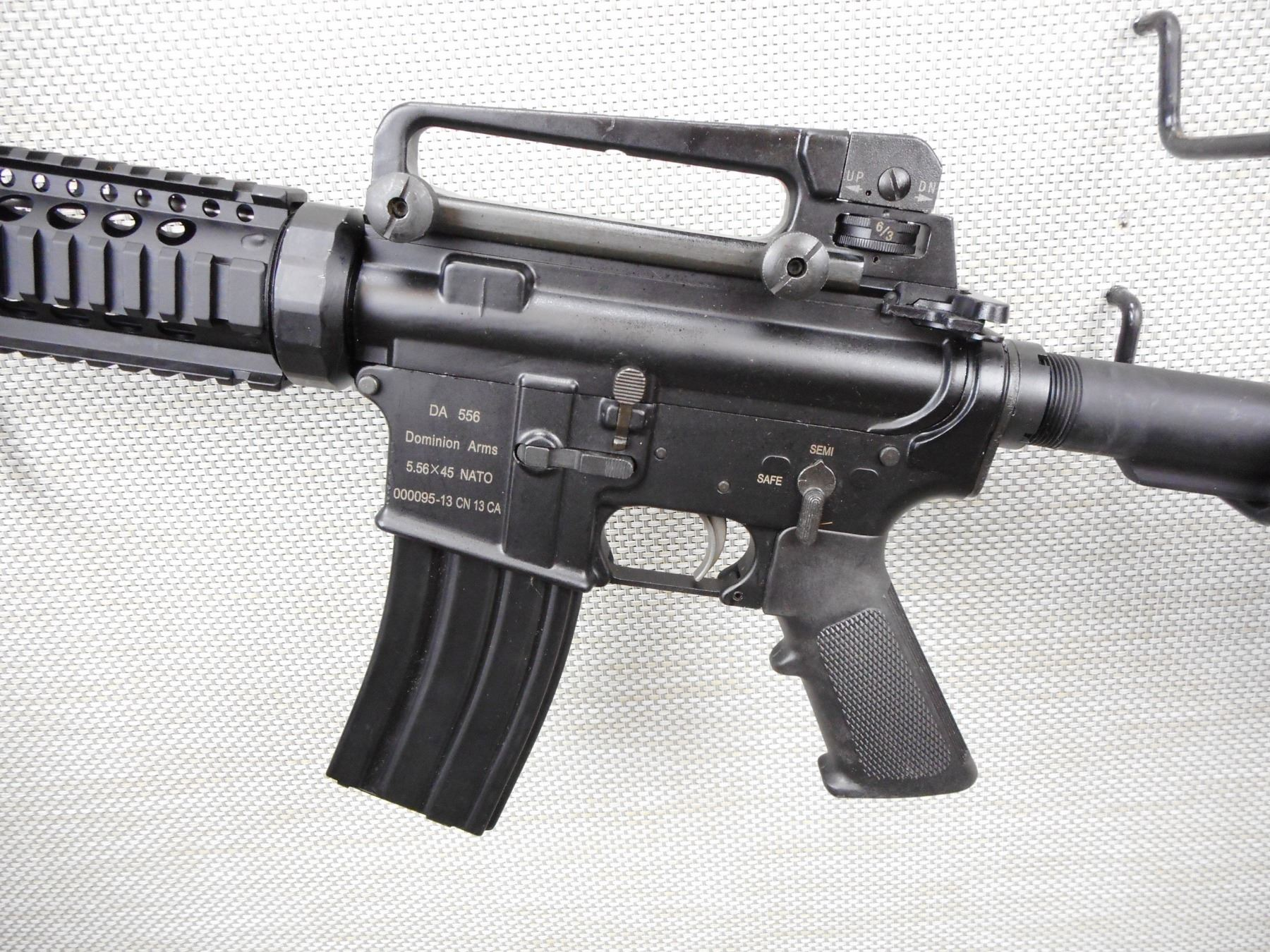 DOMINION ARMS , MODEL: DA556 , CALIBER: 5 56MM