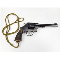 SMITH & WESSON , MODEL: HAND EJECTOR 455 MARK 2 MODEL 2 AKA NEW CENTURY , CALIBER: 455 REV