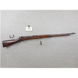 ARISAKA , MODEL: TYPE 38 , CALIBER: 6.5 X 50 JAP