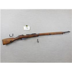 WWII ERA, MOSIN NAGANT , MODEL: 1931 FINNISH  , CALIBER: 7.62 X 54R