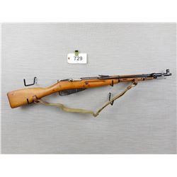 MOSIN NAGANT , MODEL: M44 , CALIBER: 7.62 X 54R
