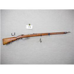 STEYR , MODEL: M95 , CALIBER: 8 X 56R