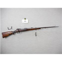 MAUSER , MODEL: M98 SPORTER , CALIBER: 6.5 X 57