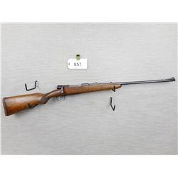 MAUSER , MODEL: GECO M98 SPORTER  , CALIBER: 8 X 57