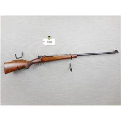 WWII ERA, MAUSER  , MODEL: M96 SPORTER , CALIBER: 6.5 X 55 SWEDISH MAUSER