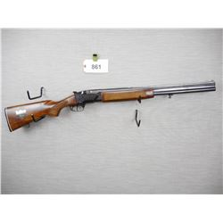 "BRNO , MODEL: ZH305 COMBINATION GUN  , CALIBER: 22 SAVAGE HI POWER / 12GA X 2 3/4"""