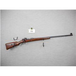 SCHULTZ & LARSEN , MODEL: M69 TARGET RIFLE /REWORKED GEW 98 , CALIBER: 6.5 X 55 SWEDISH MAUSER