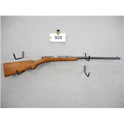 ANSHUTZ  , MODEL: SINGLE SHOT  , CALIBER: 22 LR