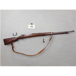 MAUSER , MODEL: TURKISH  , CALIBER: 8 X 57MM