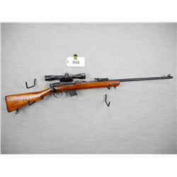 LEE ENFIELD  , MODEL: MKII 22 SPORTER  , CALIBER: BARREL MARKED 22 LR BUT RECHAMBERED TO A LONGER 22