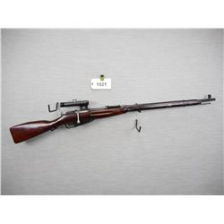WWII ERA, MOSIN NAGANT , MODEL: 91/30 SNIPER , CALIBER: 7.62 X 54R