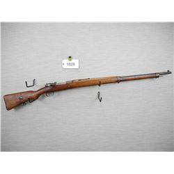 MAUSER , MODEL: 1903 TURKISH , CALIBER: 8 X 57 MAUSER