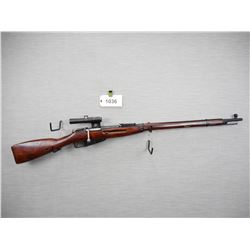 MOSIN NAGANT , MODEL: 1891/30 SNIPER , CALIBER: 7.62 X 54R