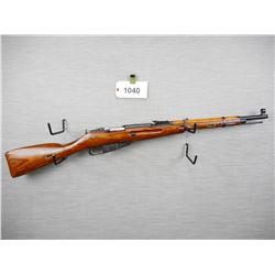 MOSIN NAGANT , MODEL: 1938 CARBINE  , CALIBER: 7.62 X 54R