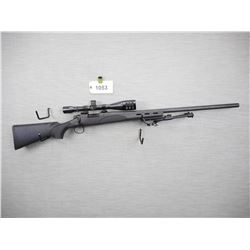 REMINGTON , MODEL: 700 SNIPER , CALIBER: 223 REM